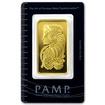 50g PAMP Investiční zlatý slitek