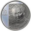 2012 - 10 € - Anton Bernolák - 250. výročie narodenia Ag Proof
