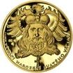 1100. výročí narození sv. Václava - zlatá 1Oz Proof