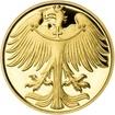 Slezská orlice - jubilejní dukát