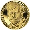 Alfons Mucha - 70 let úmrtí - 1/2 Oz zlato Proof