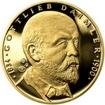 Gottlieb Daimler - 180. výročí narození zlato proof