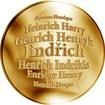 Česká jména - Jindřich - zlatá medaile