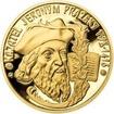 Kazatel Jeroným Pražský - 600. výročí zlato proof