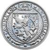 Nejkrásnější medailon II. - Královská pečeť Ag Proof