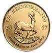 Investiční zlato - Zlatá mince - Kruger Rand 1/4 Oz Unc.