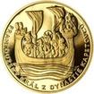 Ludvík IX. Francouzský - 800. výročí narození zlato b.k.