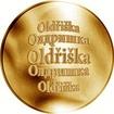 Česká jména - Oldřiška - zlatá medaile
