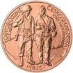 Osvobození Československa 8.5.1945 - 1 Oz Měď b.k.