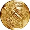 Česká jména - Zdislava - velká zlatá medaile 1 Oz