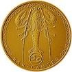 Zlaté znamení zvěrokruhu - Rak b.k. na řetízku