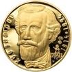 Adolphe Sax - 200. výročí narození zlato proof