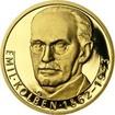 Emil Kolben - 150. výročí narození Au proof