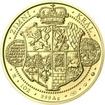 Korunovace Fridricha Falckého českým králem - zlato b.k.