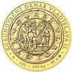 Korunovace Vladislava II českým králem - zlato b.k