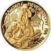 Zrušení nevolnictví na Rusi zlatý dukát Proof