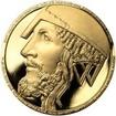 Svatováclavský chorál zlato Proof