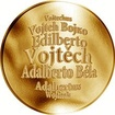 Česká jména - Vojtěch - zlatá medaile