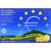 3.88 EUR CuNi Kursset Slovensko: 2009 PP