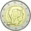 2 Euro CuNi 200 roků království Nizozemsko PP