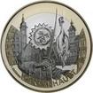 10 franků Mince Gansabhauet Sursee PP