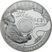 10 Euro Stříbrná mince John Francis hrabě McCormack PP