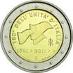 2 Euro Mince 150 roků italské jednotky