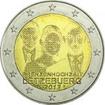 2 Euro Mince Královská svatba OSN