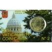 0,5 Euro Mince - Vatikan 2011 UN