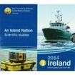 """3.88 EUR CuNi mince nastavit """"Irsko a jeho ostrov-národ,"""" 2014 UN"""