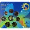 3.88 EUR CuNi Kursset Řecko: 2011 - Speciální olympiády OSN