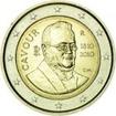 2 Euro CuNi Camilio Benso OSN