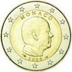 2 Euro CuNi Prince Albert II OSN