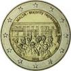 2 Euro Mince Majoritní zastoupení 1887 UN