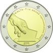 2 Euro CuNi Wahlen 1849 in Malta UN