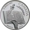 5 Dollar Silber Alice Munro PP