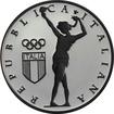 10 Euro Stříbrná mince Olympijský výbor PP