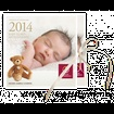 3,88 Euro CuNi Kursset Baby/Blister Österreich: 2014 PN