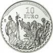 10 Euro Silber Van Dyck PP