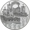 500 Schilling Silver jezer PP