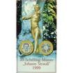 50 Schilling CuNi Johann Strauss PN