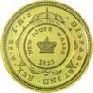 10 dolarů Zlatá mince dvousté výročí Holey dolaru