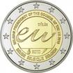 2 Euro CuNi předsednictví Belgie v EU: 2010 PP