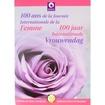 2 Euro CuNi 100. Mezinárodní den žen Belgie: 2011 PP
