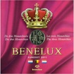 3.88 EUR CuNi Benelux věta Belgie: 2011 UN