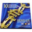 Sada mincí Benelux 2012 - 10 roků Euro