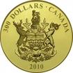 300 dolarů Gold Crest - British Columbia PP