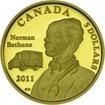 5 dolarů Zlatá mince Norman Bethune - krevní transfúze PP