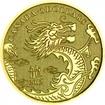 5 dolarů Zlatá mince Rok draka - 1/10 oz