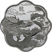15 dolarů Stříbrná mince Rok Draka - Lotus PP
